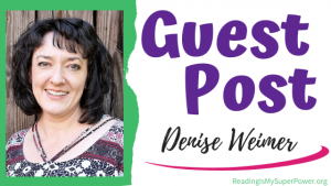 Guest Post (and a Giveaway!): Denise Weimer & Spring Splash