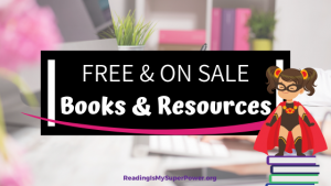 Free & On Sale Books + Other Resources to Get Us Through The Quarantine