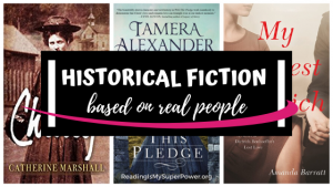Top Ten Tuesday: Historical Fiction Based on Real People