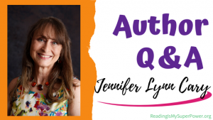 Author Interview (and a Giveaway!): Jennifer Lynn Cary & The Crockett Chronicles