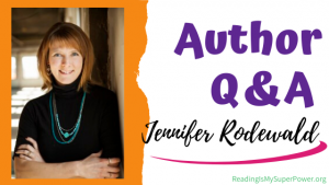 Author Interview (and a Giveaway!): Jennifer Rodewald & Always You