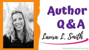 Author Interview (and a Giveaway!): Laura L. Smith & How Sweet the Sound