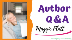 Author Interview (and a Giveaway!): Maggie Platt & Kingdom Above the Cloud
