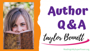 Author Interview: Taylor Bennett & Barefoot Memories