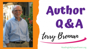 Author Interview (and a Giveaway!): Terry Brennan & Ishmael Covenant