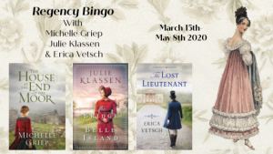 Regency Bingo 2020 (and Giveaways!): How to Play & How to Enter!