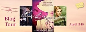Guest Post (and a Giveaway!): Pepper D. Basham & The Thorn Keeper