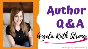 Author Interview (and a Giveaway!): Angela Ruth Strong & A Latte Difficulty