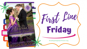 First Line Friday (week 191): The Heiress's Convenient Husband