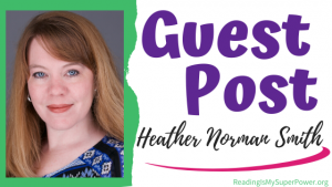 Guest Post (and a Giveaway!): Heather Norman Smith & Shenanigans