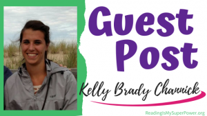 Guest Post (and a Giveaway!): Kelly Brady Channick & Asbury High and The Thief's Gamble