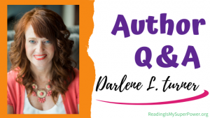 Author Interview (and a Giveaway!): Darlene L. Turner & Border Breach