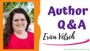 Author Interview (and a Giveaway!): Erica Vetsch & The Lost Lieutenant