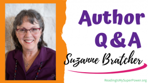Author Interview (and a Giveaway!): Suzanne Bratcher & The Silver Lode