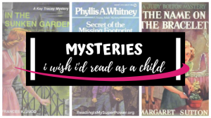 Top Ten Tuesday: Mysteries I Wish I'd Read As a Child