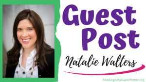 Guest Post (and a Giveaway!): Natalie Walters & Silent Shadows