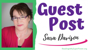 Guest Post (and a Giveaway!): Sara Davison & Lost Down Deep