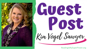 Guest Post: Kim Vogel Sawyer & Unveiling the Past
