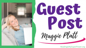 Guest Post (and a Giveaway!): Maggie Platt & Kingdom Above the Cloud