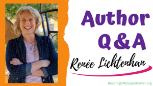 Author Interview (and a Giveaway!): Renée Lichtenhan & Violet