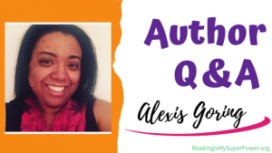 Author Interview: Alexis A. Goring & Stories and Songs of Faith – My Journey with God