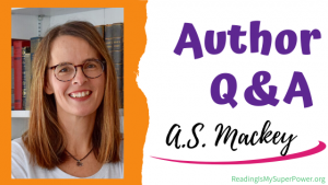 Author Interview (and a Giveaway!): A.S. Mackey & The Edge of Everywhen