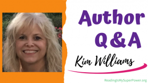 Author Interview (and a Giveaway!): Kim Williams & While the Rain Whispered