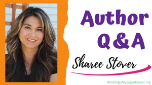 Author Interview (and a Giveaway!): Sharee Stover & Untraceable Evidence
