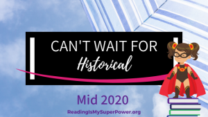 New Releases I'm Excited About: Mid 2020 Historical Fiction