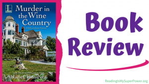 Book Review: Murder in the Wine Country by Janet Finsilver