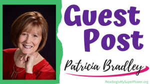 Guest Post (and a Giveaway!): Patricia Bradley & Standoff