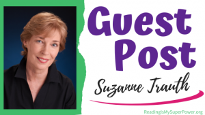 Guest Post (and a Giveaway!): Suzanne Trauth & Killing Time