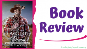 Book Review (and a Giveaway!): A Cowgirl's Dream by Edith Mackenzie