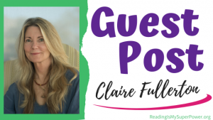 Guest Post (and a Giveaway!): Claire Fullerton & Little Tea