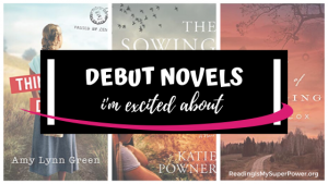 Top Ten Tuesday: Upcoming Debut Novels I'm Excited About