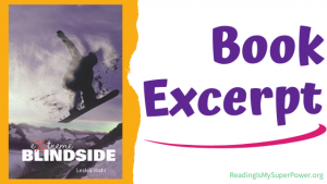 Book Spotlight (and a Giveaway!): eXtreme Blindside by Leslea Wahl