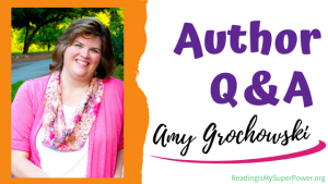Author Interview (and a Giveaway!): Forever Home by Amy Grochowski