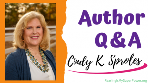 Author Interview (and a Giveaway!): Cindy K. Sproles & What Momma Left Behind