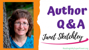 Author Interview (and a Giveaway!): Janet Sketchley & Reads to Remember