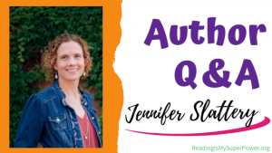 Author Interview (and a Giveaway!): Jennifer Slattery & Building a Family