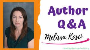 Author Interview (and a Giveaway!): Melissa Kosci & A Dream Within A Dream