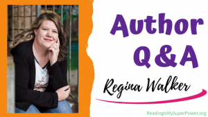 Author Interview (and a Giveaway!): Regina Walker & We Go On