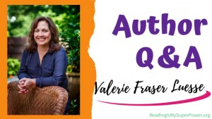 Author Interview (and a Giveaway!): Valerie Fraser Luesse & The Key to Everything