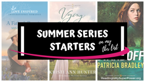 Top Ten Tuesday: Summer Series Starters On My TBR List