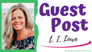 Guest Post (and a Giveaway!): T.I. Lowe & Driftwood Dreams