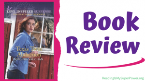 Book Review (and a Giveaway!): Texas Twin Abduction by Virginia Vaughan