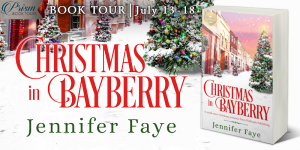 Blog Tour Grand Finale (and a Giveaway!): Christmas in Bayberry by Jennifer Faye