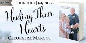Blog Tour Grand Finale (and a Giveaway!): Healing Their Hearts by Cleopatra Margot