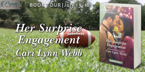 Blog Tour Grand Finale (and a Giveaway!): Her Surprise Engagement by Cari Lynn Webb