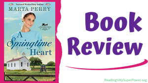 Book Review: A Springtime Heart by Marta Perry